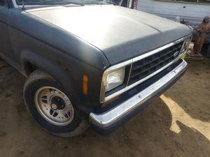 1988 Ford Ranger long bed 4 cylinder manual transmission rebuilt engine for Sale in Fresno, CA