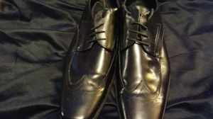 Stacy Adams Men's Black Dress Shoes for Sale in Durham, NC
