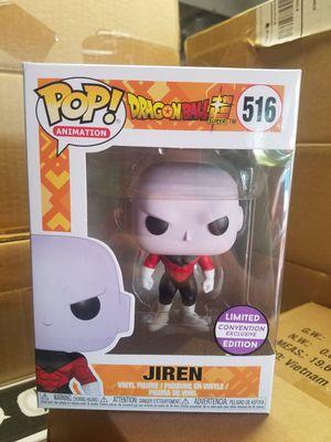 Jiren funko mint dragon ball z for Sale in Norwalk, CA