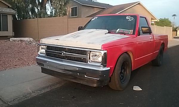 91 Chevy s10