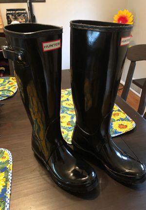 Hunter Rain Boots for Sale in McKnight, PA