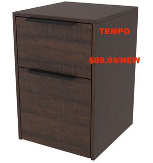 NEW, Camiburg Warm Brown File Cabinet, SKU# H283-12 for Sale in Westminster, CA