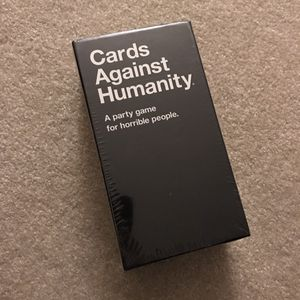 Cards Against Humanity Card Game Brand New Sealed for Sale in Burtonsville, MD