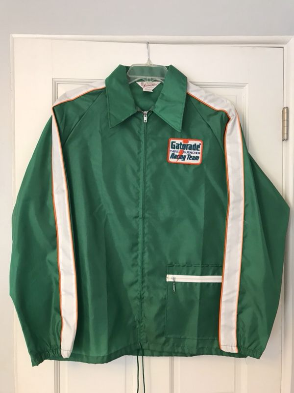 be22fae0347f1c Vintage 1975 Gatorade Racing Jacket for Sale in Warrenville