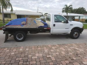 2003 Ford F-350 4x4 motor 7.3 milla 320, en buenas condiciones Transmision Manuel for Sale in Wilton Manors, FL