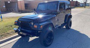 2002 Jeep Wrangler for Sale in Addison, IL