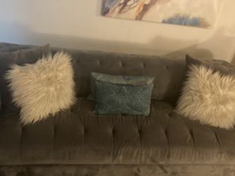 Couch And Pillows for Sale in St. Louis,  MO