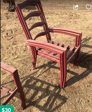 Patio chairs for Sale in Fresno, CA