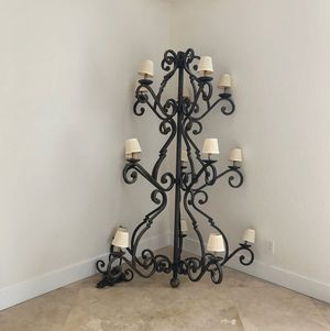 6ft Solid Iron Chandelier for Sale in Pembroke Pines, FL