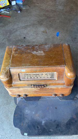 Vintage Philco radio for Sale in Beaverton, OR