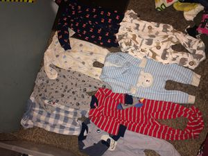 6/9 month sleepers. for Sale in Chula Vista, CA