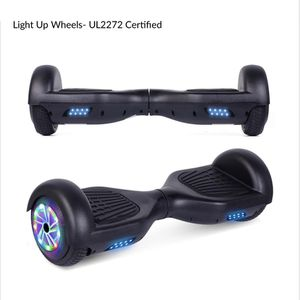 "Glare Wheel Light Up Hoverboard ""Black"" for Sale in Rialto, CA"