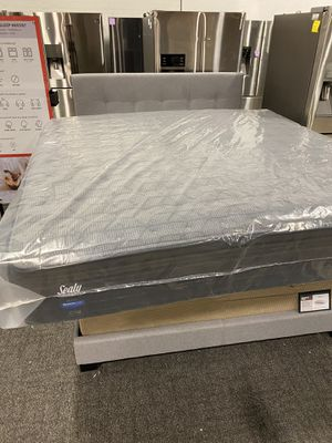 MATTRESS KING SEALY PILLOWTOP for Sale in Dallas, TX