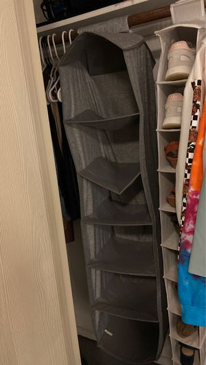 Free Closet organizer for Sale in Fort Worth, TX
