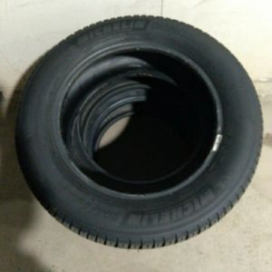 3 Tires MICHELIN SNOW TIRES 205/60R16 for Sale in Herndon, VA