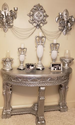 Beautiful pieces antique wall sconces in new conditions for Sale in Reading, PA