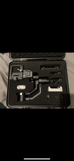 Zhiyun tech v2 3axis stabilizer gimbal for Sale in Seattle, WA