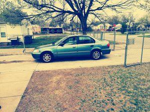 Honda civic 2000 for Sale in Tulsa, OK