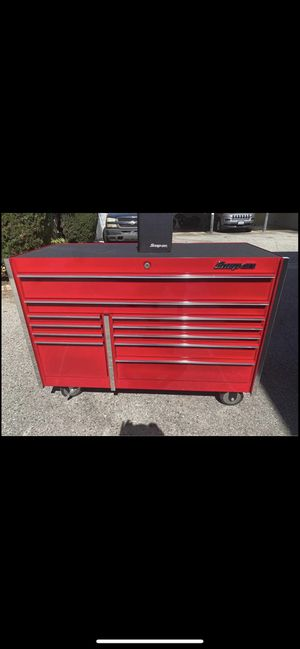 Snap on tool box for Sale in Colton, CA