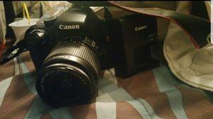 T3 rebel Canon Camera for Sale in Austin, TX