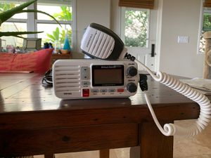 West marine VHF radio for Sale in Honolulu, HI
