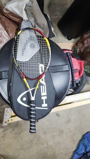 HEAD Titanium 3000 tennis racket for Sale in Damascus, OR
