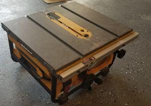 Dewalt Table Saw DW745 for Sale in Houston, TX