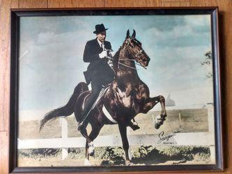 "Vintage Poster. Photo By ""Sarge"" for Sale in Nashville,  TN"