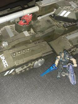 Halo Scorpion Megabloks Built for Sale in Fontana,  CA