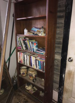 Book Shelves WOOD for Sale in Granby, MO