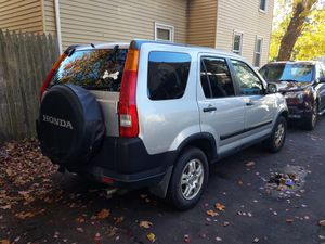 Honda CRV. 4 door auto.120.k miles new hybrakes &new tires.runs great for Sale in Manchester, CT