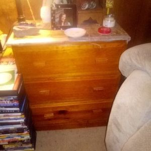 Small 3 Drawer Dresser for Sale in Elkins, WV