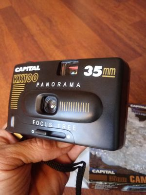 Capital KX 100 New/In-Box 35mm Film Cam for Sale in Montclair, CA