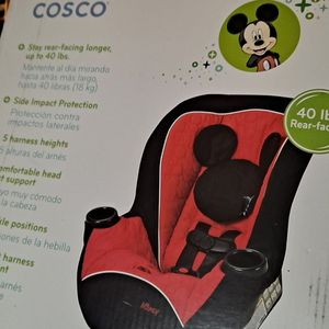 Disney Mickey Mouse Convertible Car Seat Rear Facing for Sale in Memphis, TN