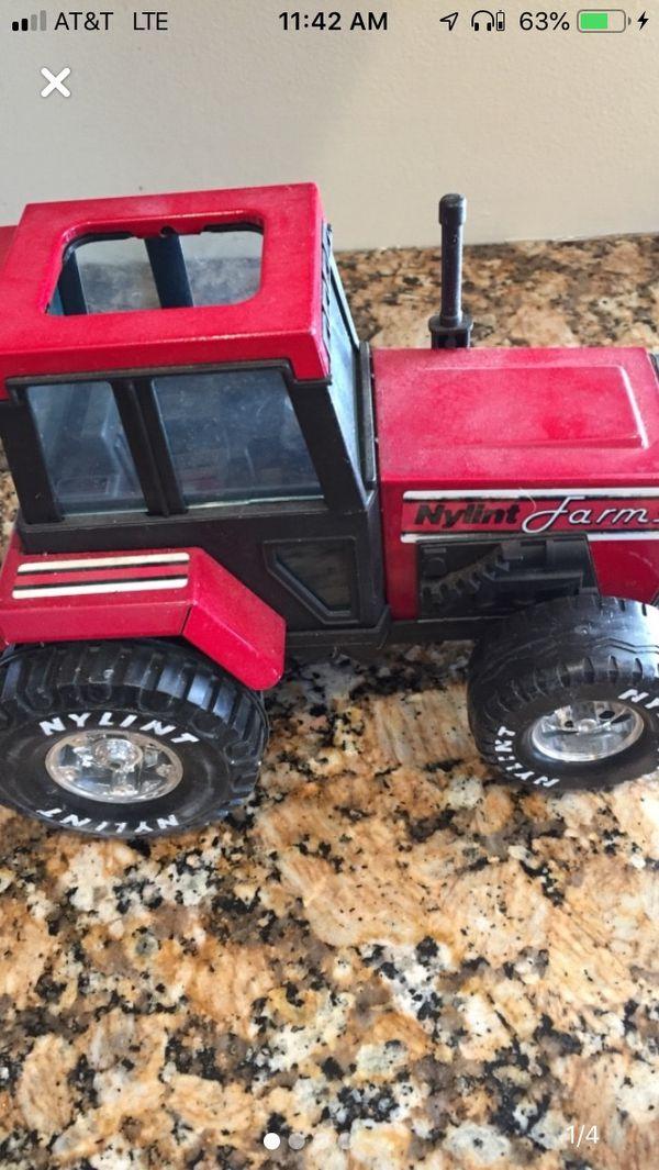 Nylint farm tractor