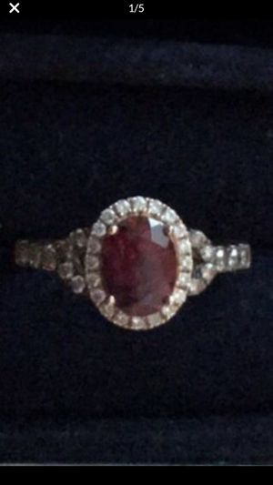 14kt strawberry gold LeVian ring for Sale in Aurora, CO