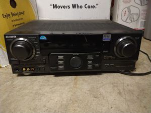Aiwa reciever (doesn't power on.) for Sale in Painesville, OH
