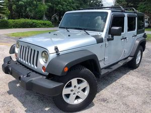 2011 Jeep Wrangler Unlimited Sport Mojave for Sale in Tampa, FL