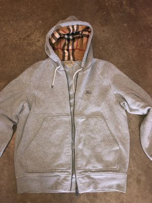 Burberry hoody large for Sale in Houston, TX