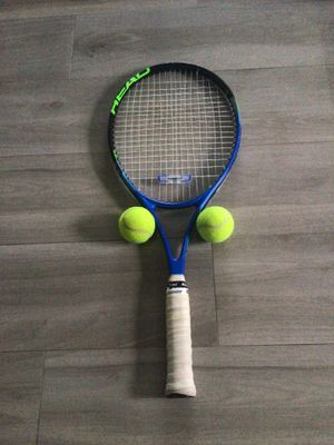 Head adult size tennis racket for Sale in Miami, FL