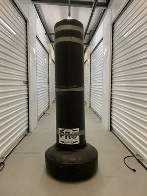 ProBoxing free standing punching bag. for Sale in Simi Valley, CA