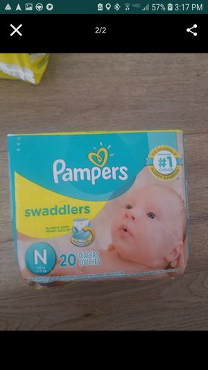 Pampers Newborn for Sale in Garden Grove, CA