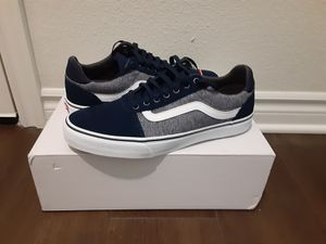 Vans men size 10 for Sale in Rialto, CA