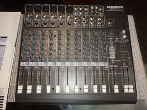MACKIE (1402 -VLZ PRO 14-CHANNEL MIC/LINE MIXER/NEW for Sale in Haltom City, TX