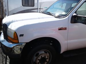 2001 Ford F450 Box Truck for Sale in Waterbury, CT