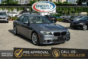 2016 BMW 5 Series for Sale in Miami, FL
