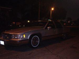 94 Cadillac Fleetwood for Sale in Pico Rivera, CA