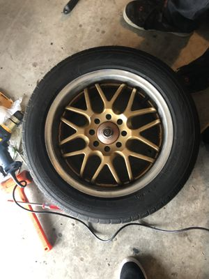 Sparco Crimsion Inc 4 lug for Sale in Portland, OR
