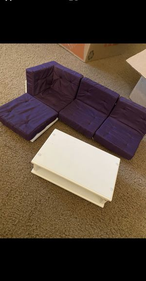 """""""American girl doll"""" couch for Sale in Litchfield Park, AZ"""