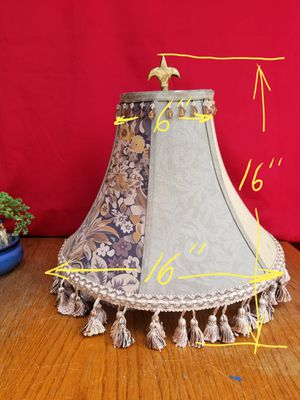 Vintage Bell Lamp Shade for Sale in Pomona, CA